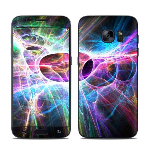Static Discharge Galaxy S7 Skin