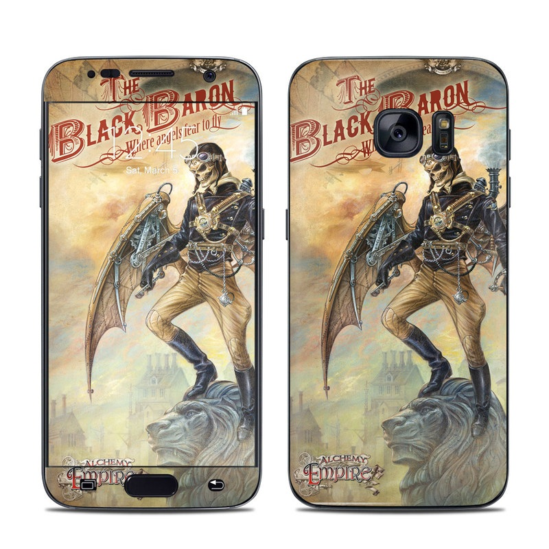 The Black Baron Galaxy S7 Skin