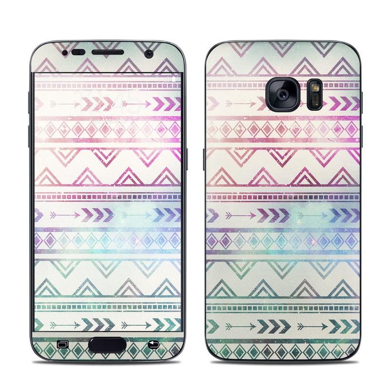 Bohemian Galaxy S7 Skin