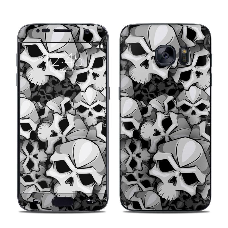 Bones Galaxy S7 Skin
