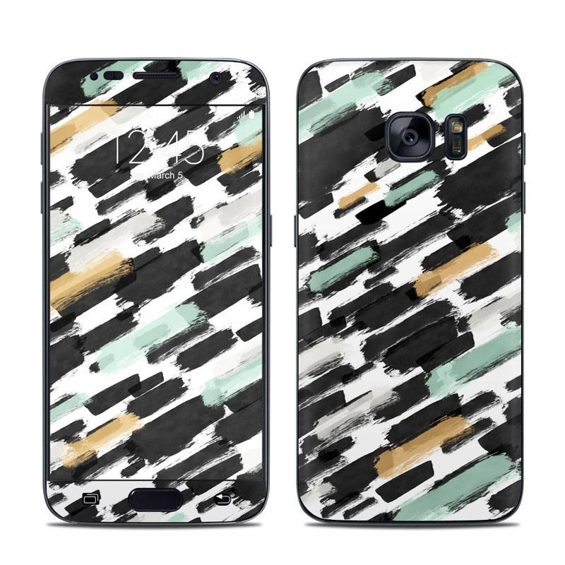Brushin Up Galaxy S7 Skin