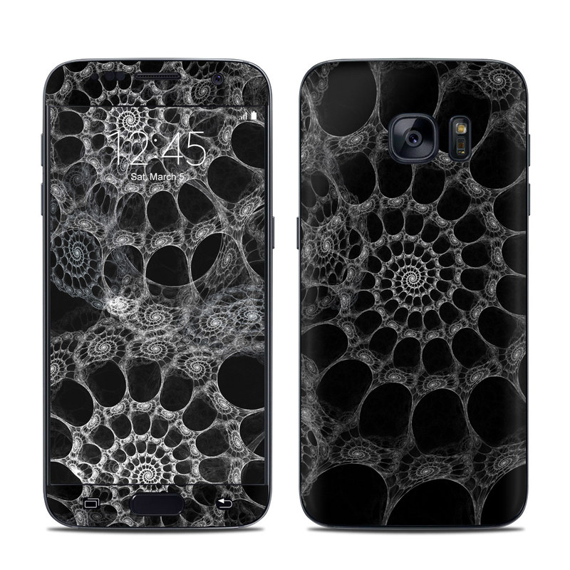 Bicycle Chain Galaxy S7 Skin