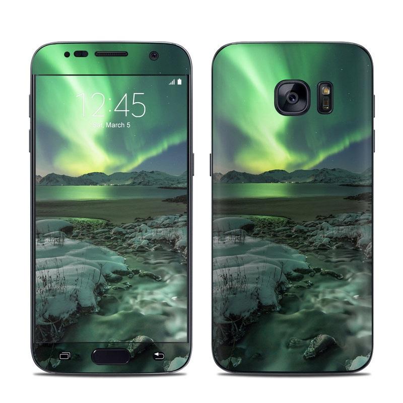 Chasing Lights Galaxy S7 Skin