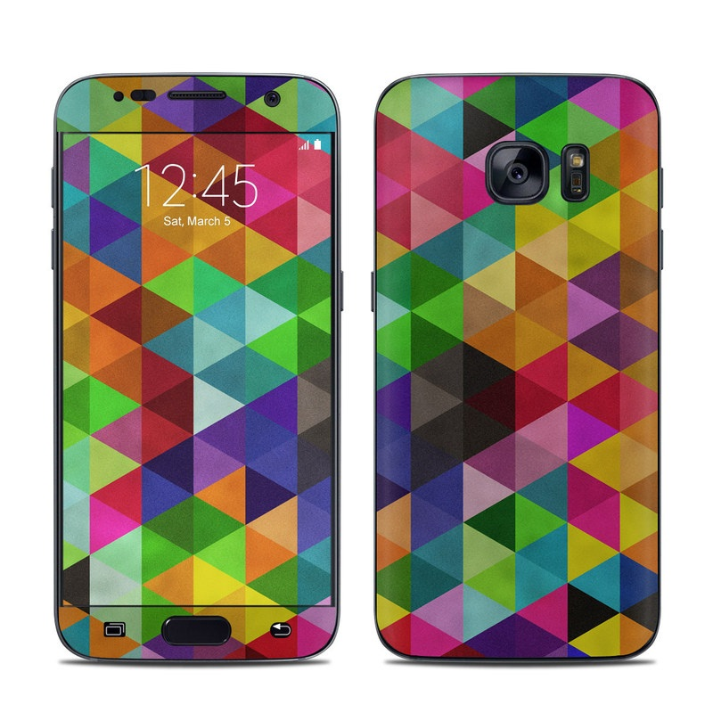 Connection Galaxy S7 Skin