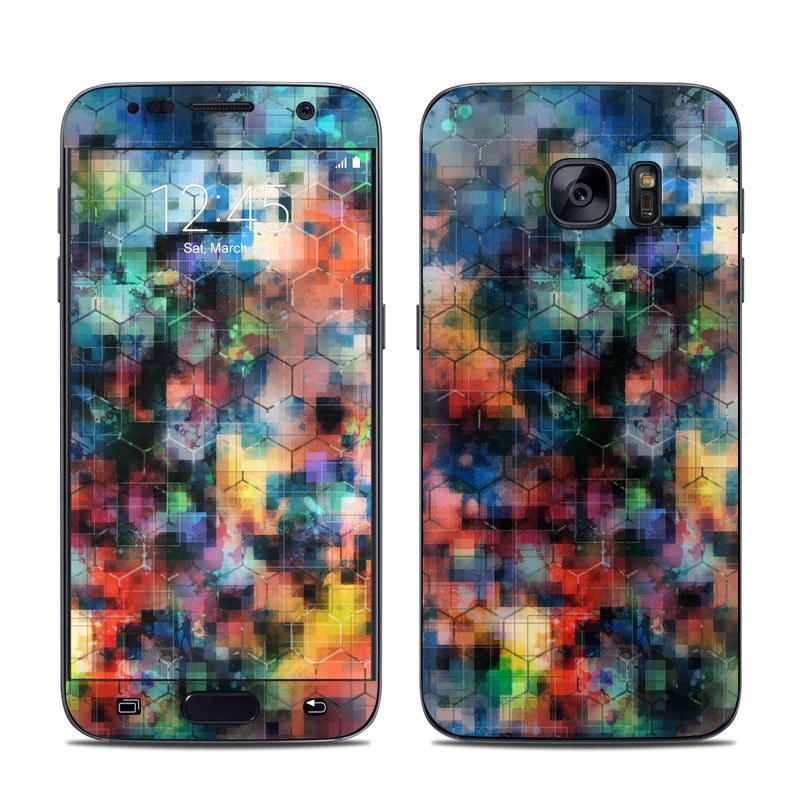 Circuit Breaker Galaxy S7 Skin