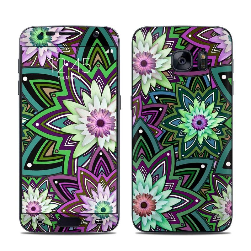 Daisy Trippin Galaxy S7 Skin