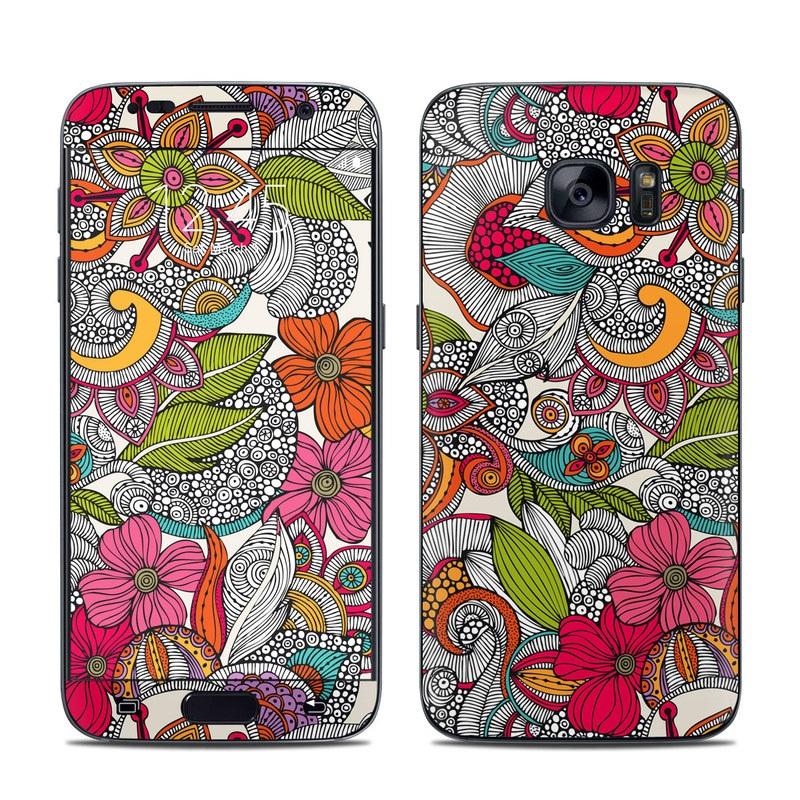 Doodles Color Galaxy S7 Skin