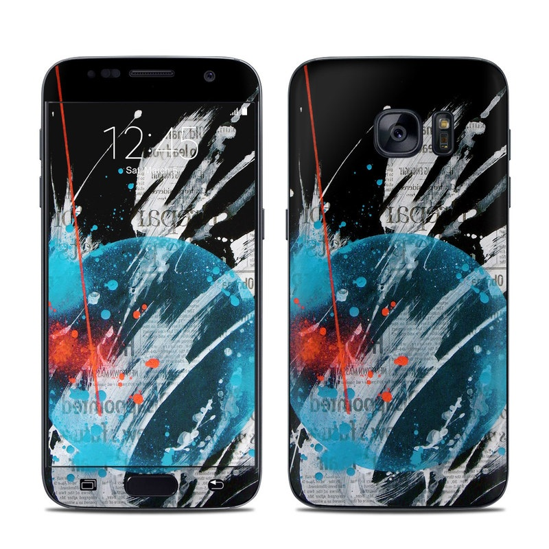 Element-Ocean Galaxy S7 Skin