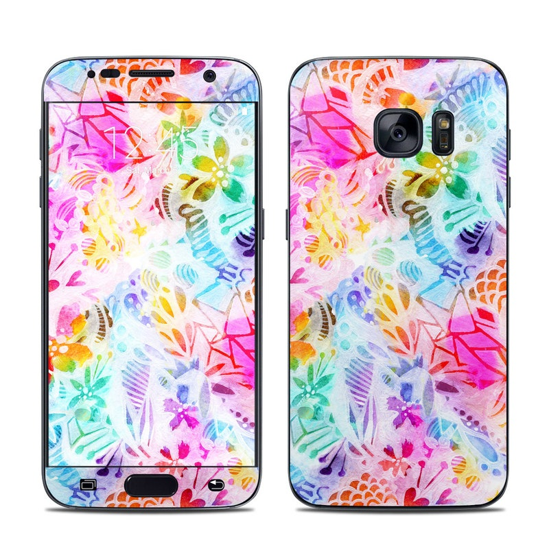Fairy Dust Galaxy S7 Skin