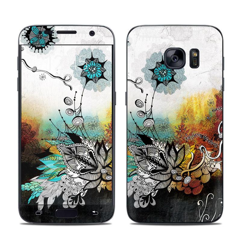 Frozen Dreams Samsung Galaxy S7 Skin