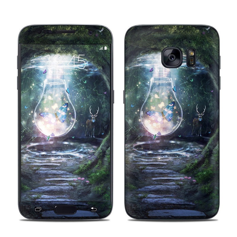 For A Moment Galaxy S7 Skin