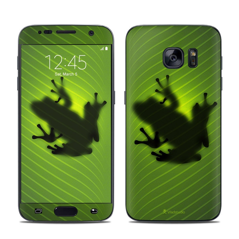 Frog Galaxy S7 Skin