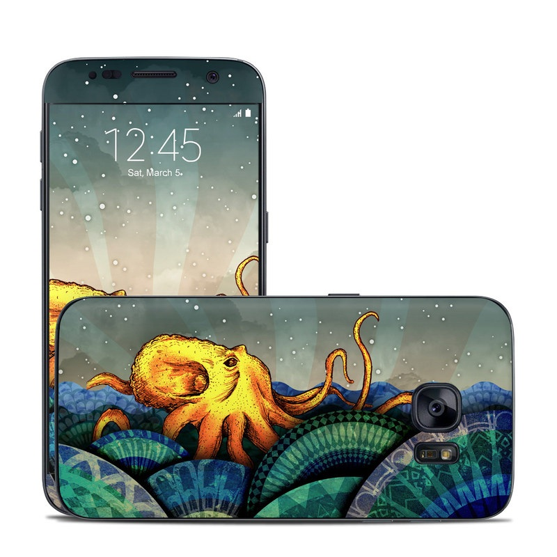 From the Deep Galaxy S7 Skin
