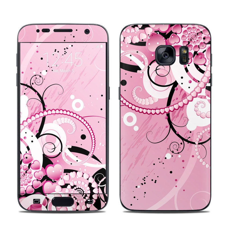 Her Abstraction Galaxy S7 Skin
