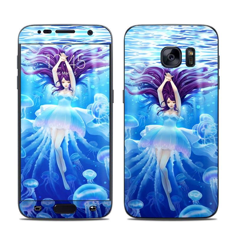 Jelly Girl Galaxy S7 Skin