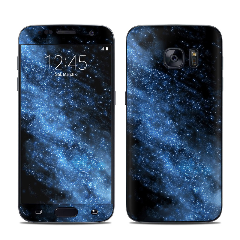 Milky Way Galaxy S7 Skin