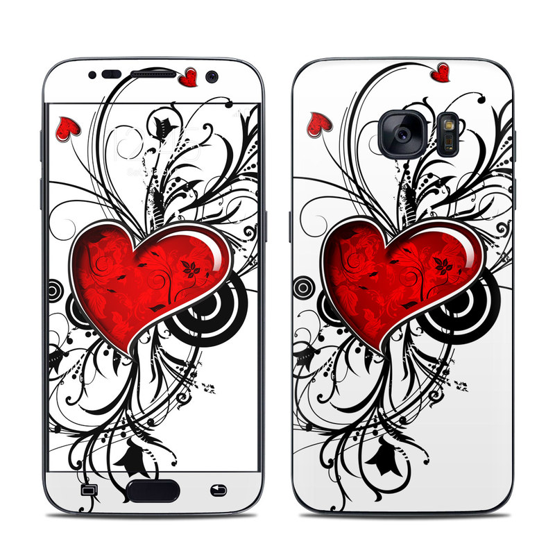 My Heart Galaxy S7 Skin