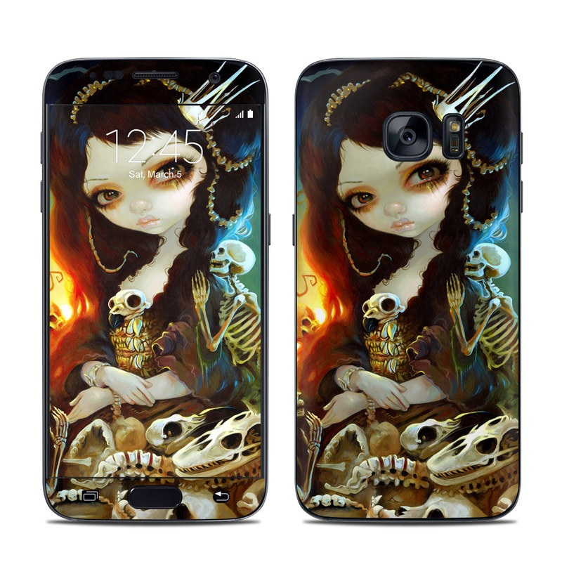 Princess of Bones Galaxy S7 Skin