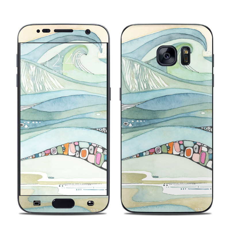 Sea of Love Galaxy S7 Skin