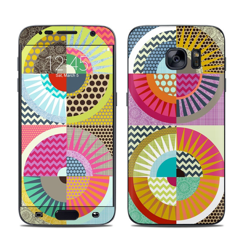 Seaview Beauty Galaxy S7 Skin