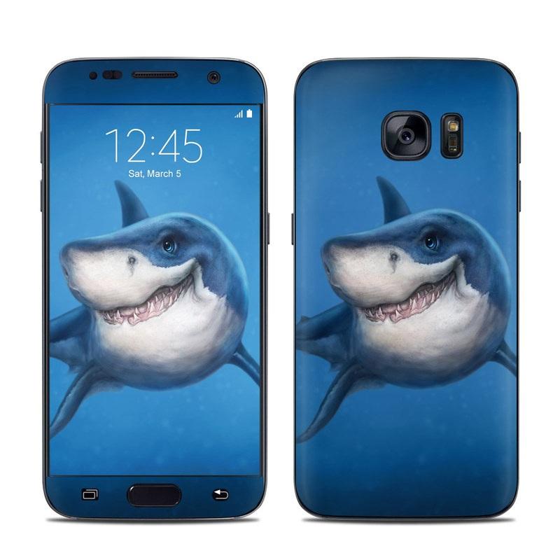 Shark Totem Galaxy S7 Skin