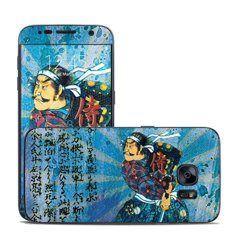 Samurai Honor Galaxy S7 Skin