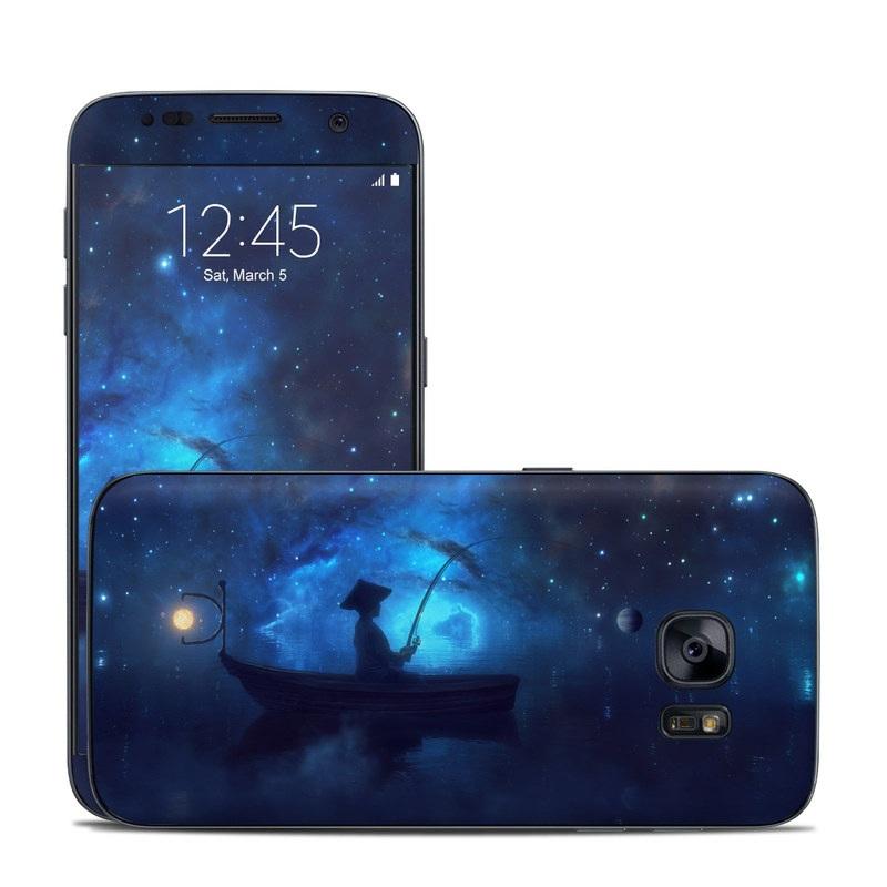 Starlord Galaxy S7 Skin