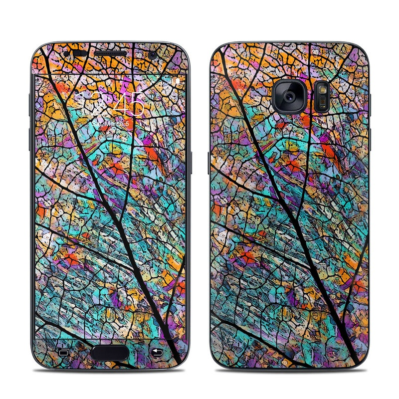 Stained Aspen Galaxy S7 Skin
