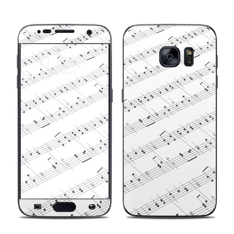 Symphonic Galaxy S7 Skin