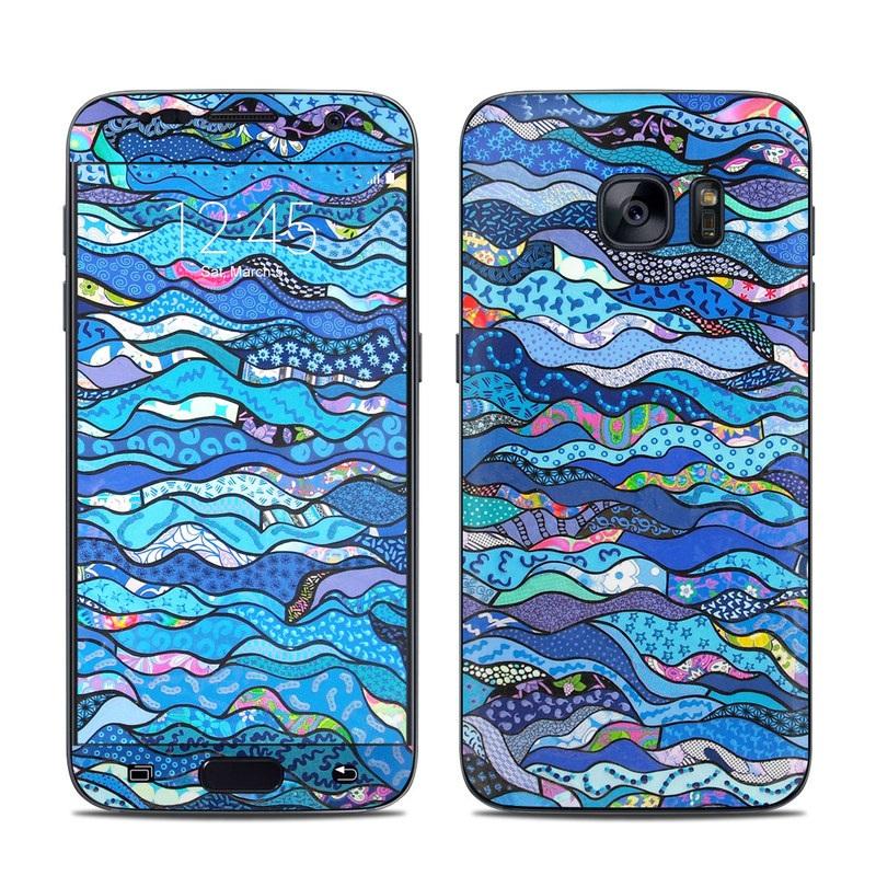 The Blues Samsung Galaxy S7 Skin