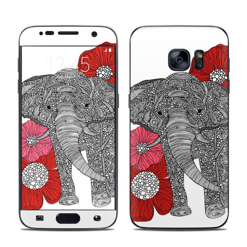 The Elephant Galaxy S7 Skin