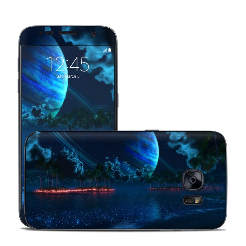 Thetis Nightfall Galaxy S7 Skin