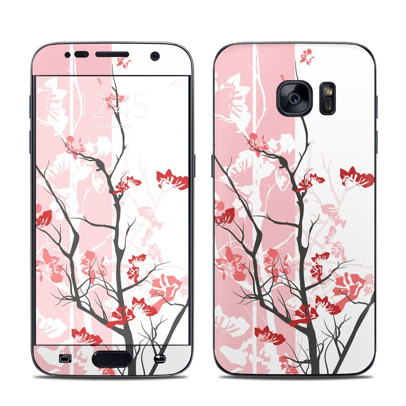 Pink Tranquility Galaxy S7 Skin