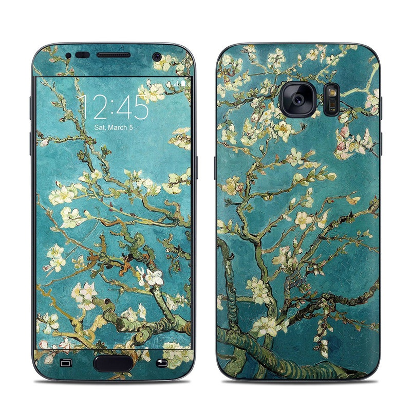 Blossoming Almond Tree Galaxy S7 Skin