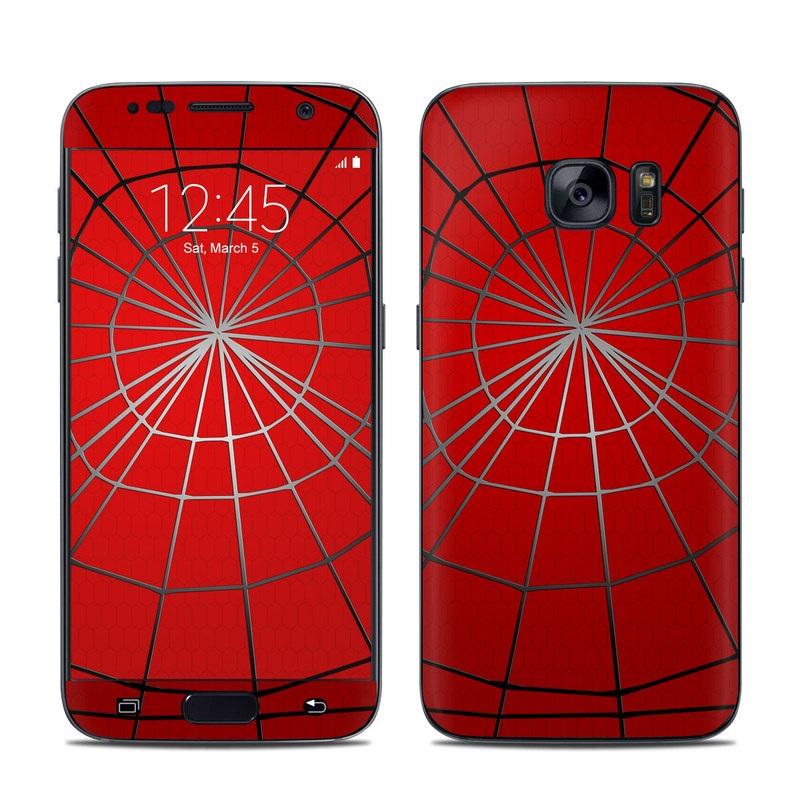 Webslinger Galaxy S7 Skin