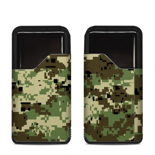 Digital Woodland Camo Suorin Air Skin