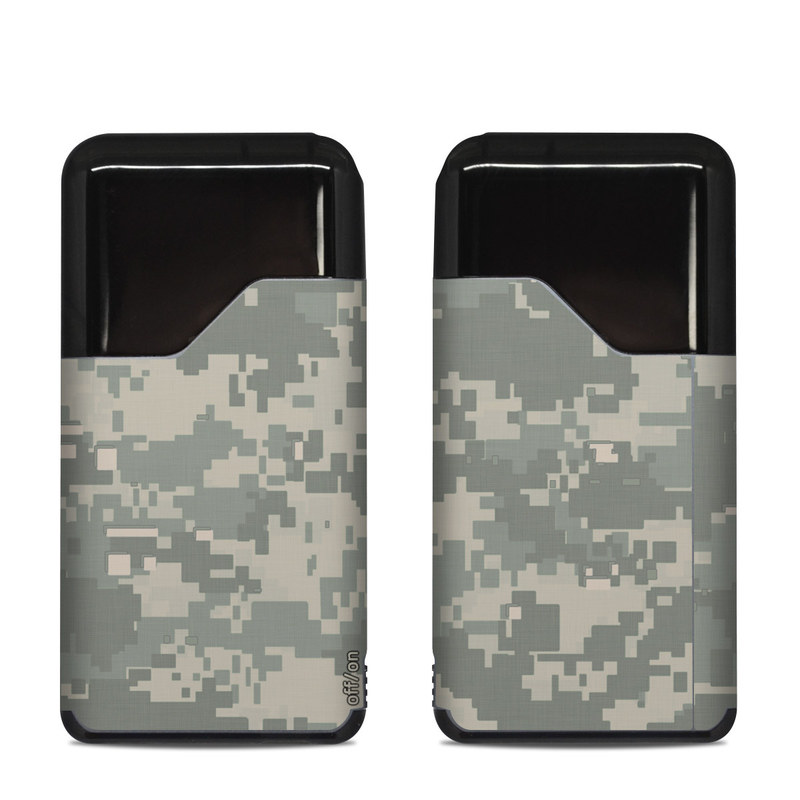 Suorin Air Skin design of Military camouflage, Green, Pattern, Uniform, Camouflage, Design, Wallpaper with gray, green colors