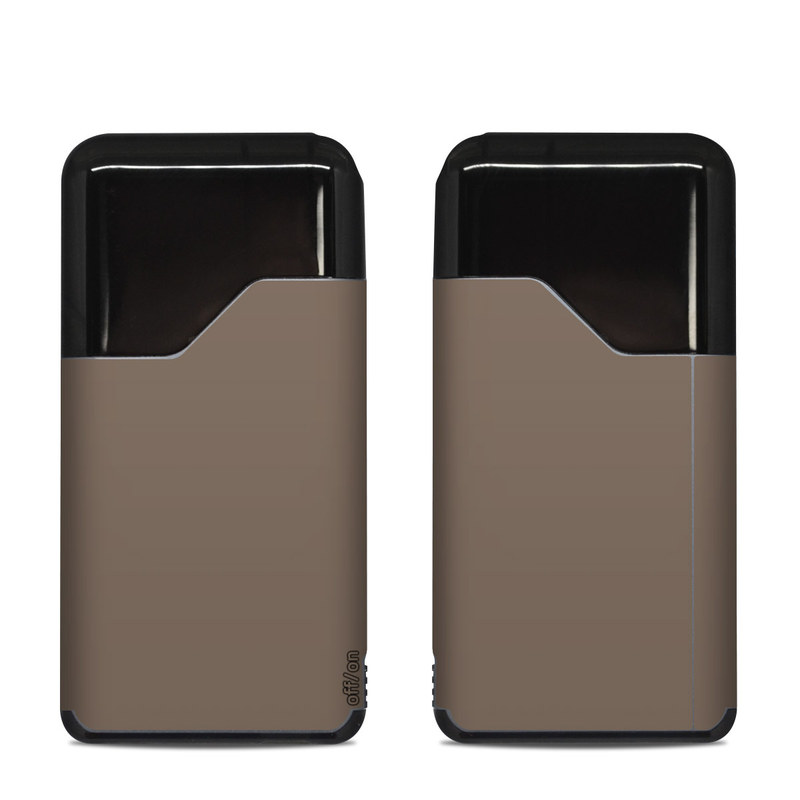 Suorin Air Skin design of Brown, Text, Beige, Material property, Font with brown colors