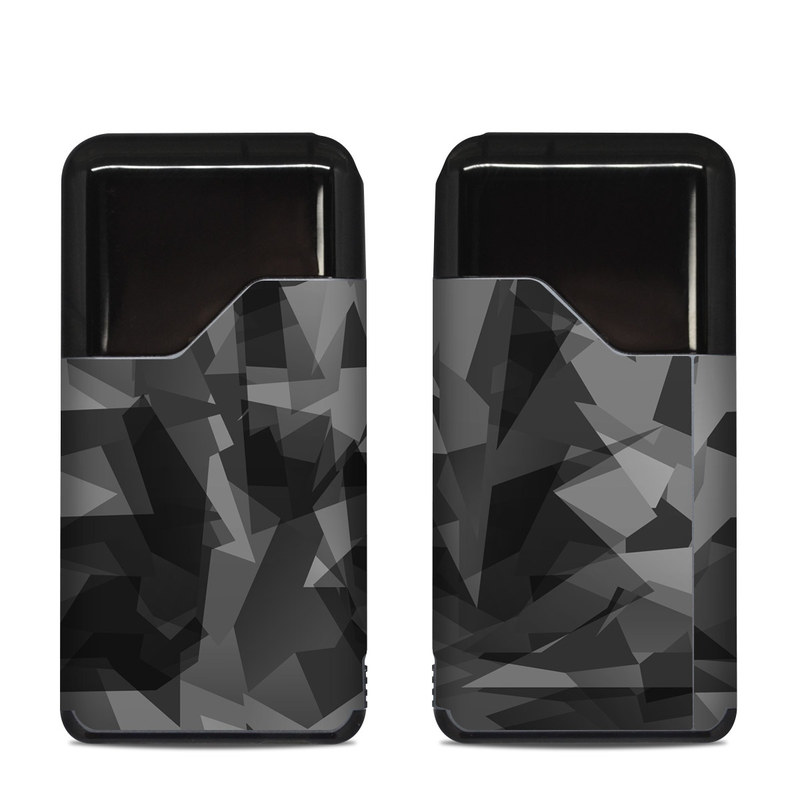 Suorin Air Skin design with black, gray colors