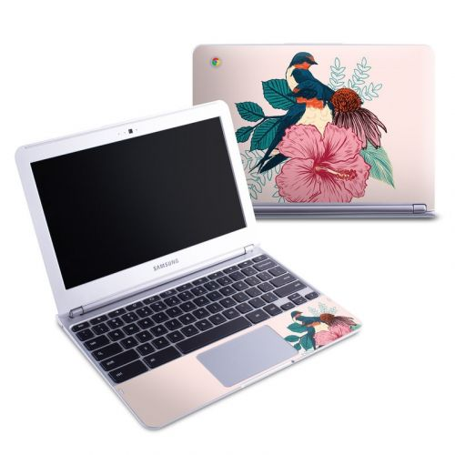 Barn Swallows Samsung Chromebook 1 Skin