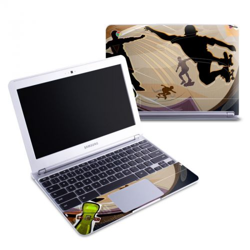Dogtown Samsung Chromebook 1 Skin