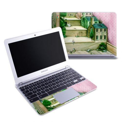Living Stairs Samsung Chromebook 1 Skin