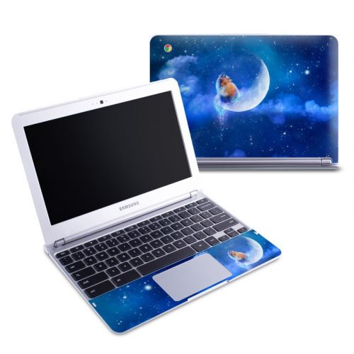 Moon Fox Samsung Chromebook 1 Skin