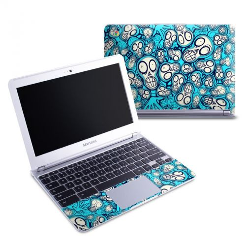 Satch Face Samsung 11.6-inch Chromebook Skin