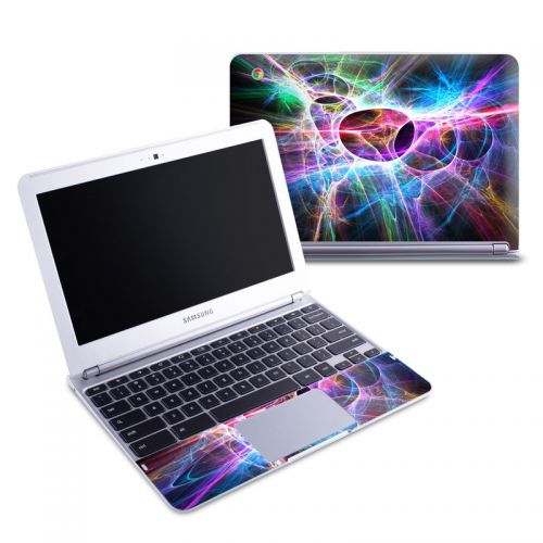 Static Discharge Samsung Chromebook 1 Skin