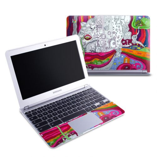 In Your Dreams Samsung Chromebook 1 Skin