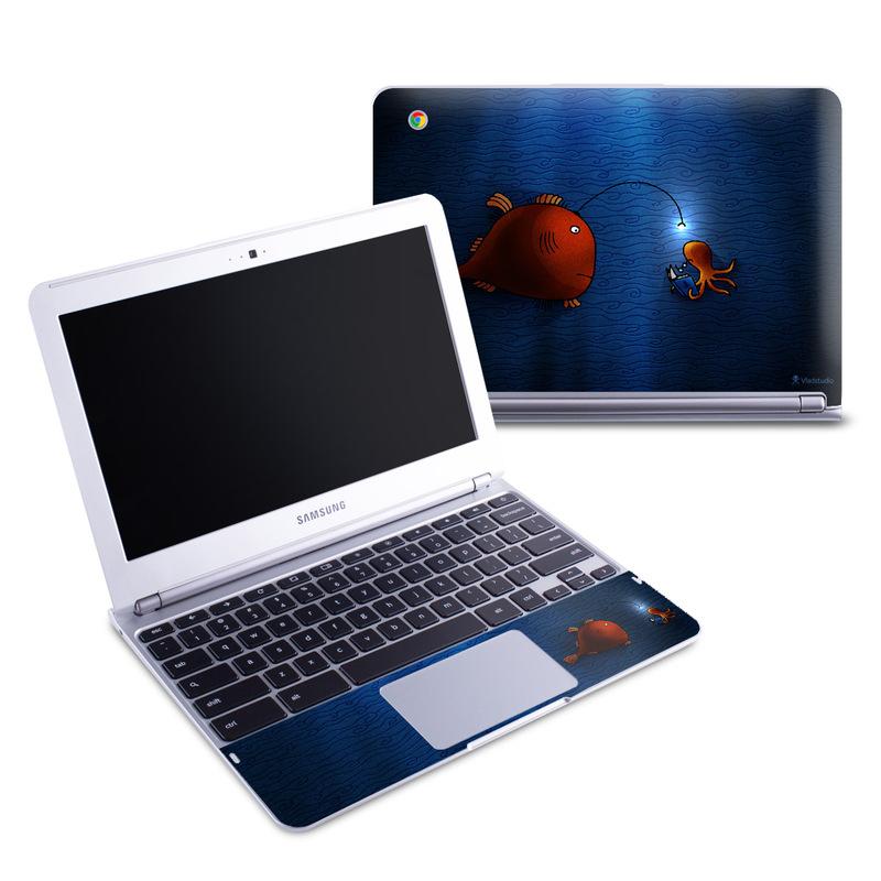Angler Fish Samsung Chromebook 11.6-inch XE303C12 Skin