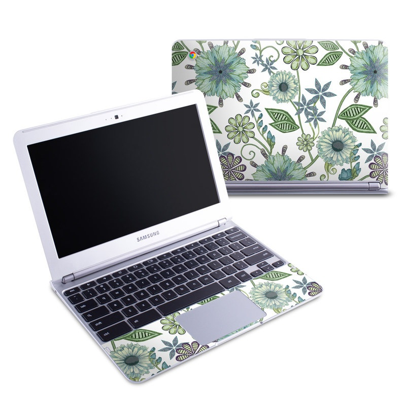Antique Nouveau Samsung Chromebook 1 Skin