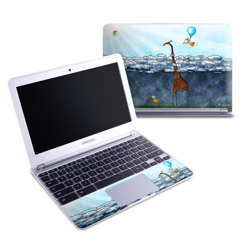 Above The Clouds Samsung Chromebook 1 Skin