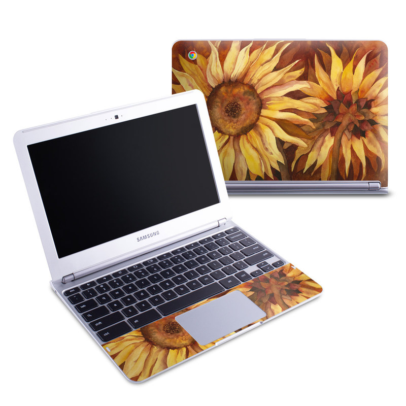 Autumn Beauty Samsung Chromebook 1 Skin